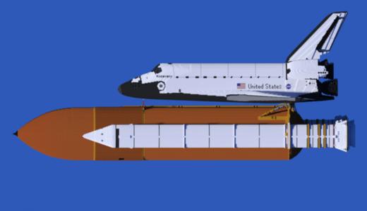 【マイクラ】配布ワールドのスペースシャトルがリアルすぎ!